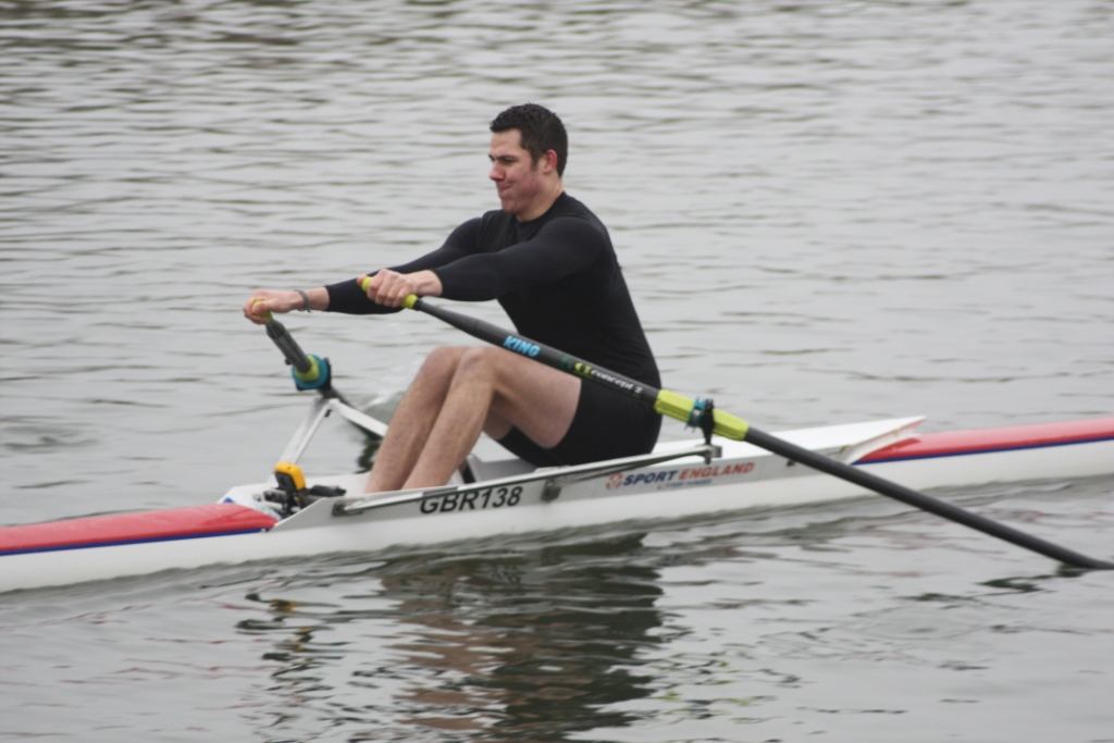william rowing